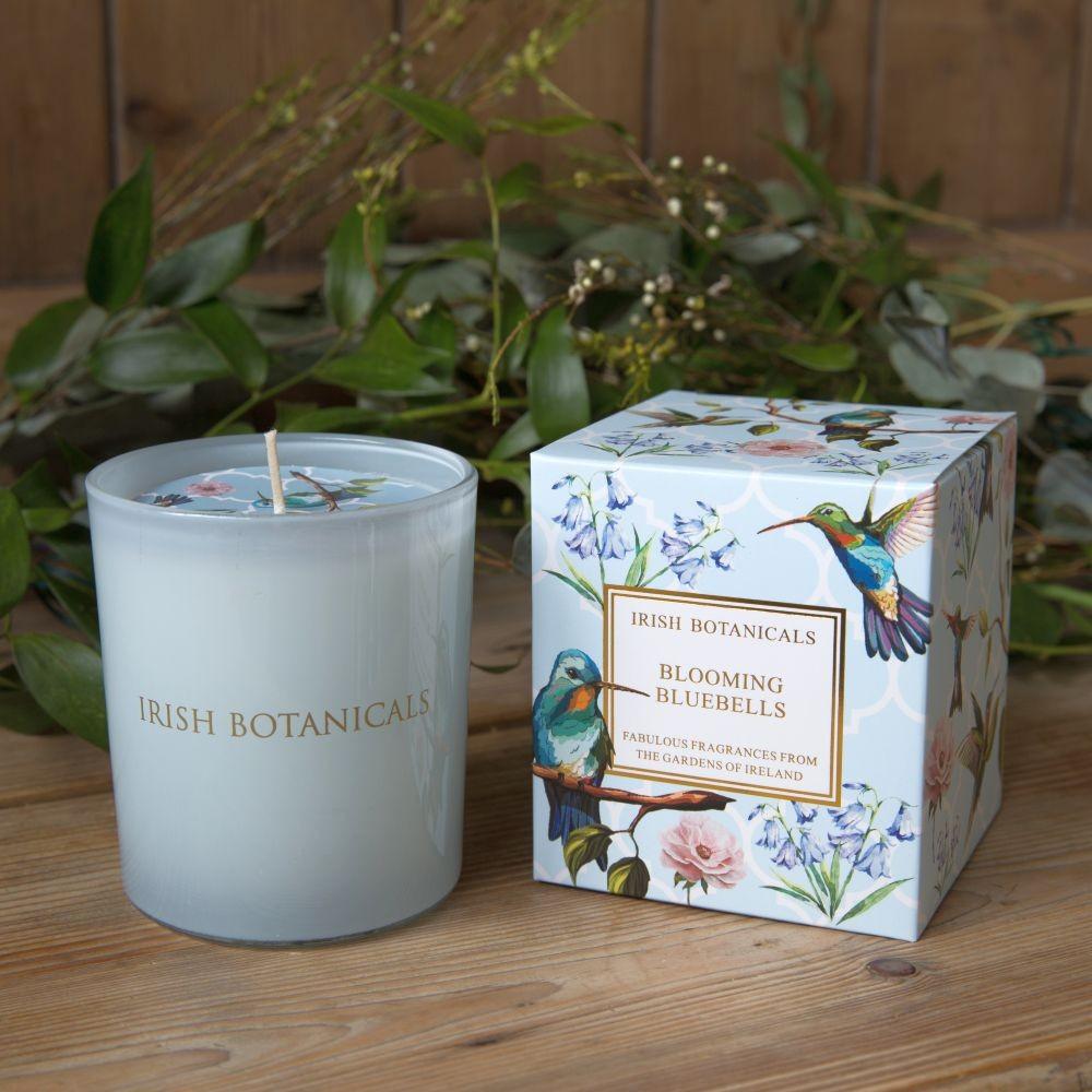 Irish Botanicals Scented Candle