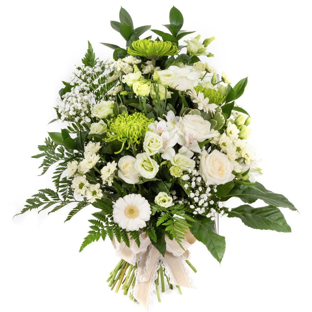 Tied Sheaf Funeral Arrangement